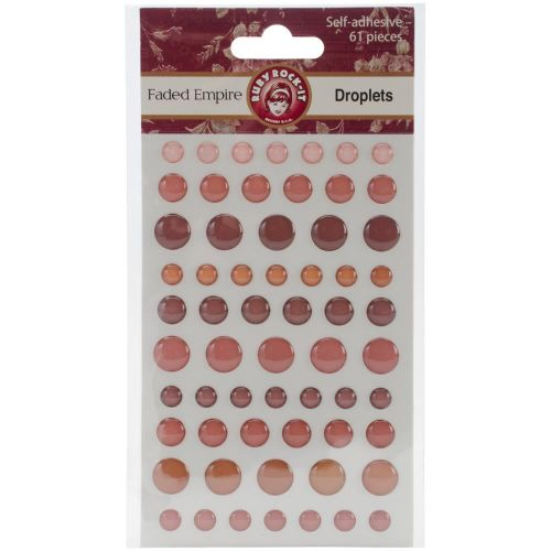 RRI Embellishments - Droplets Faded Empire