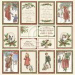 PIO Cardstock - A Christmas to Remember Images from the...