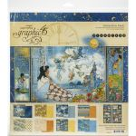 G45 Paper Pack 12x12 - Dreamland Collection