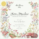 CFC Paper Pack 6x6 - Farm Meadow