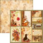 CBL Cardstock - The Sound of Autumn Cards