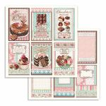 STP Cardstock - Sweety Chocolate Cards