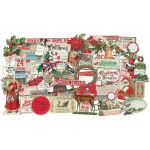 THZ Tim Holtz Ephemera - Snippets Tiny Christmas