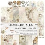CCL Paper Pack 12x12- Hummingbird Song